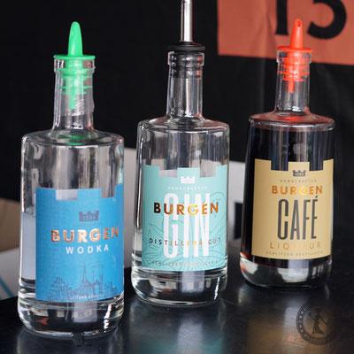 die besten Drei von Burgen Drinks