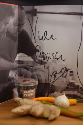 Unterschrift von Christian Lohse