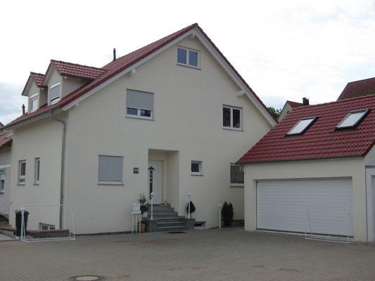 Einfamilienhaus mit Einliegerwohnung in Bad Mergentheim