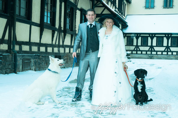 Hochzeitspaar-Shooting • on location • Bebenhausen