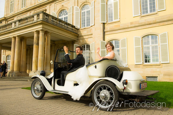 Hochzeitspaar-Shooting • on location