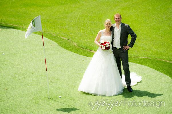 Hochzeitspaar-Shooting • on location • Max-Eyth-See Stuttgart