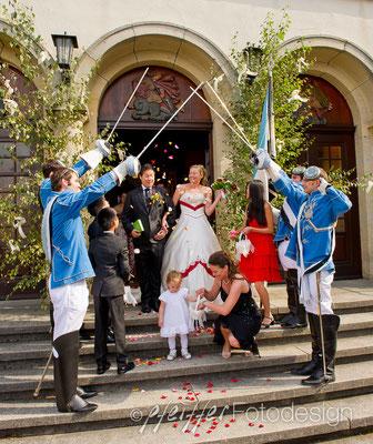 Hochzeitsreportage • on location • Steinenbronn
