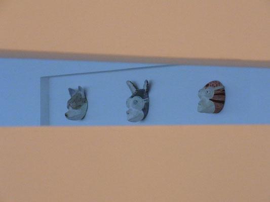 磯合晴弘/Akihiro Isogai  日高定光/Sadamitu Hidaka  ヨシダコウブン/Koubun Yoshida   3人展   2010.12.18-12.29