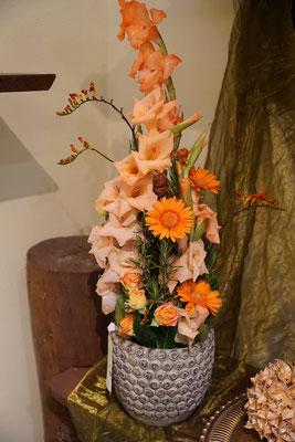 Blumengestecke und dekorative Blumengrüße - Blumen Schönwalde-Glien