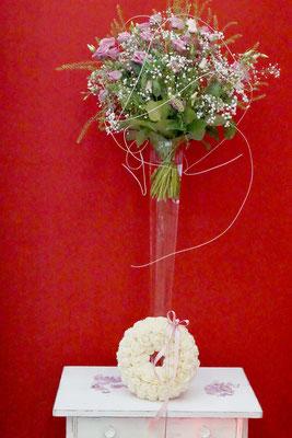 Hochzeitsfloristik, Hochzeitsmesse