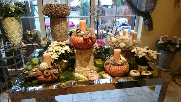 Weihnachten - Blumen Schönwalde-Glien Weihnachtsdekoration