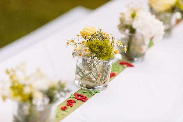 Blumendekoration Hochzeitsfloristik Blumenfachgeschäft Blüten - Stiel Berlin Brandenburg