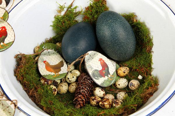 Osterblumen, Ostergestecke, Osterdekorationen  in Schönwalde-Glien, Berlin, Havelland