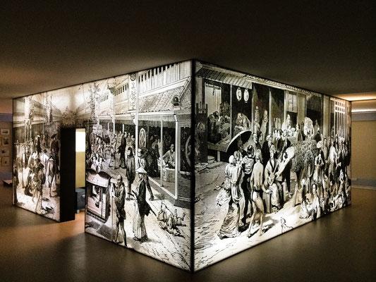 Musee de Ethnography de Neuchatel, Schweiz, Foto: PONGS