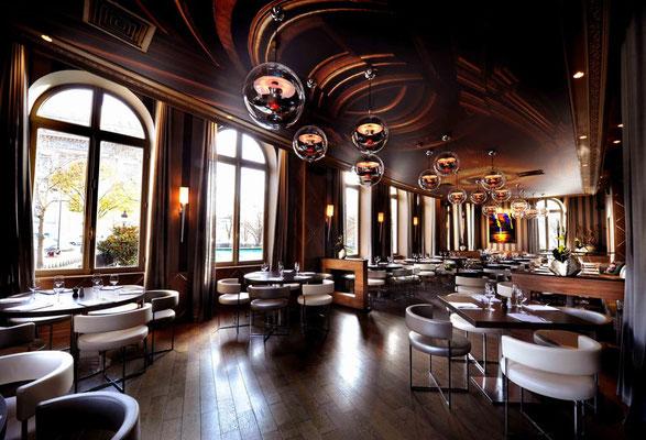 Restaurant L`ARC, Paris, Foto: PONGS
