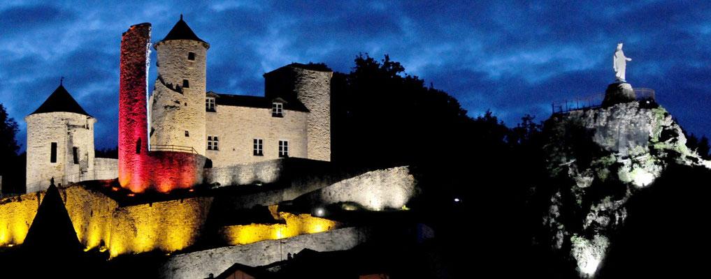 Laroquebrou - Camping les trois sources 4 étoiles Lot Vallée de la Dordogne
