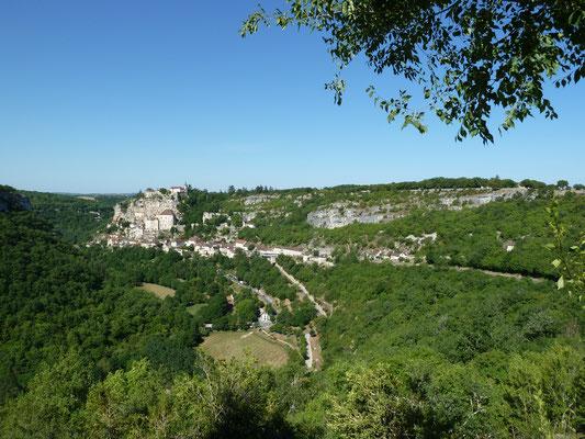 Rocamadour - Vallées Lot Dordogne