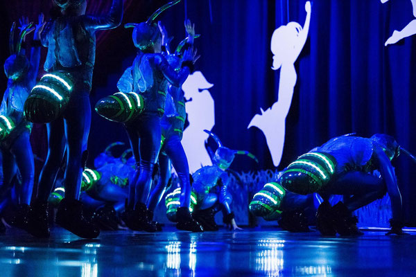 Prunksitzung der Soul-City-Dancers 2016 - Glüh du Würmchen