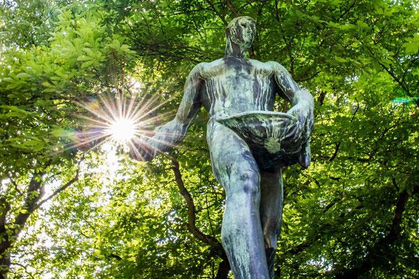 Wittelsbacher Park in Hof a.d. Saale
