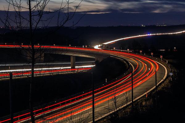Autobahndreieck Hochfranken