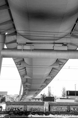 Luftbrücke Hof a.d. Saale