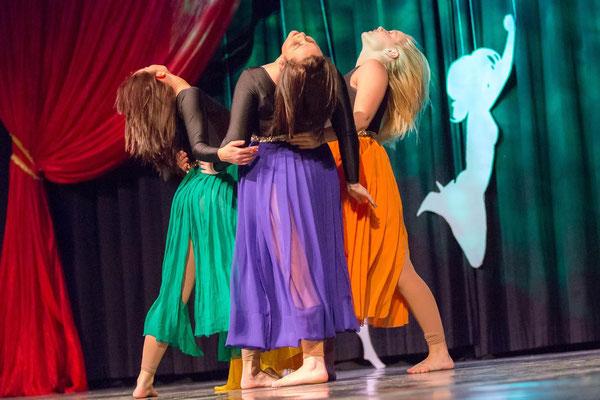 Prunksitzung der Soul-City-Dancers 2016