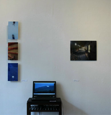 Georg Schnitzler, Wilda Wahnwitz, Ute Küppersbusch_Gegend ist überall im 68elf studio.