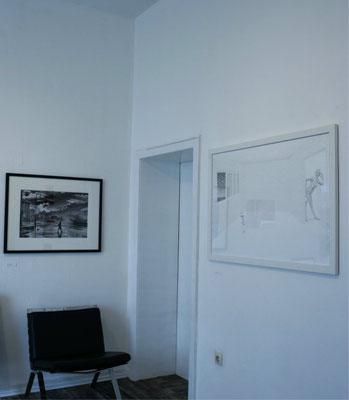 Susanna Heider, Albert Brahaj_Gegend ist überall im 68elf studio.