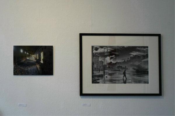 Ute Küppersbusch, Susanna Heider_Gegend ist überall im 68elf studio.