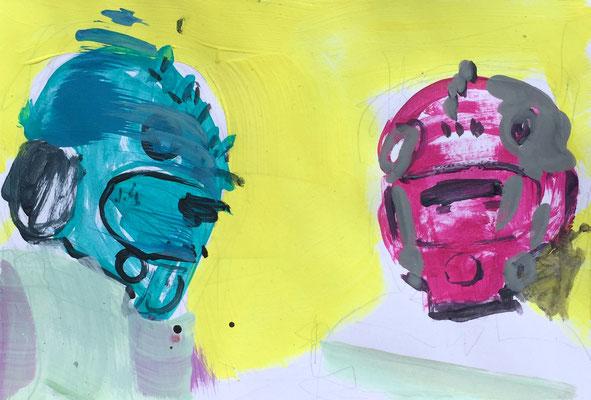 Kunst von Chris Karawidas