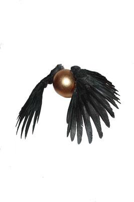 """Flügel-gold"""