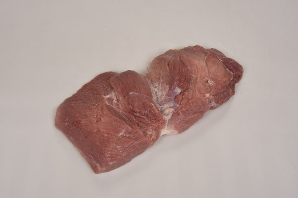 Rolled ham rind off without shank meat inside without membrane (PAD)