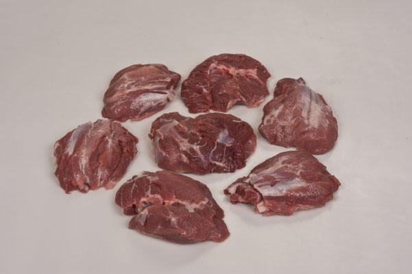Heel muscle meat