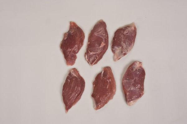 Topside dark meat
