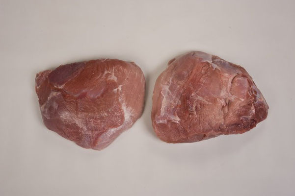 Topside trimmed with cap without dark meat