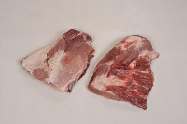 Boneless breast meat