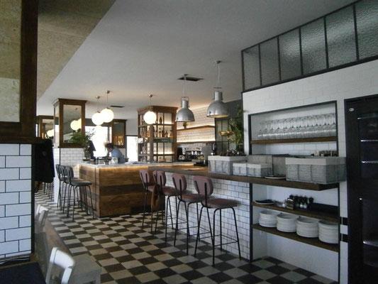 Restaurante Santino - zona barras
