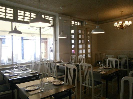 Restaurante O Tuga - comedor