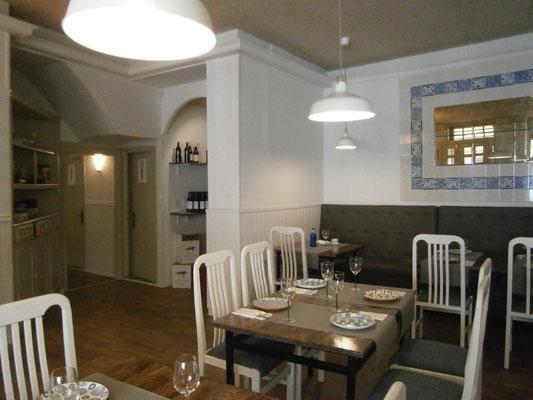 Restaurante O Tuga - servicio comedor