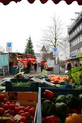 Belia's Home Ferienwohnung Moers Wochenmarkt