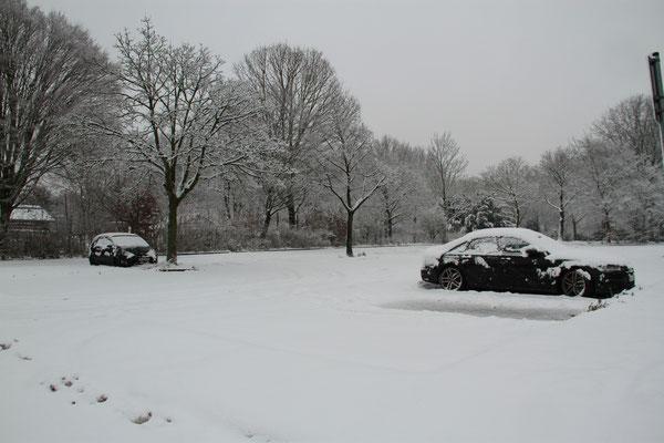 Belia's Home Ferienwohnung Parkplatz