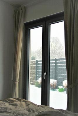 Belia's Home Ferienwohnung Fenster