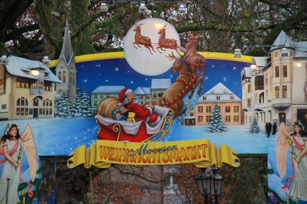 Belia's Home Ferienwohnung Moers Weihnachtsmarkt
