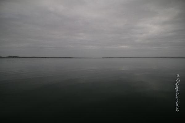 Die Ruhe vor den Wellen / Calm before the waves!