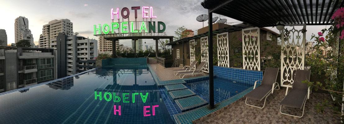 Unser Hotelpool