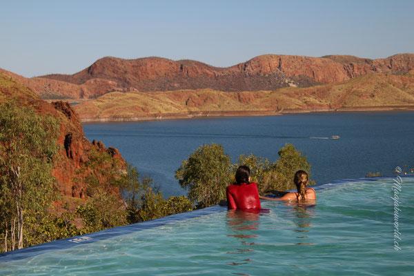 Infinity Pool Lake Argyle