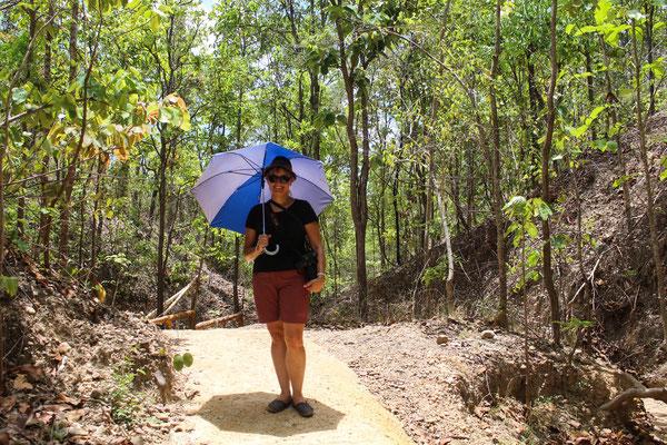 Wandern wie Asiaten / Hiking like Asian People