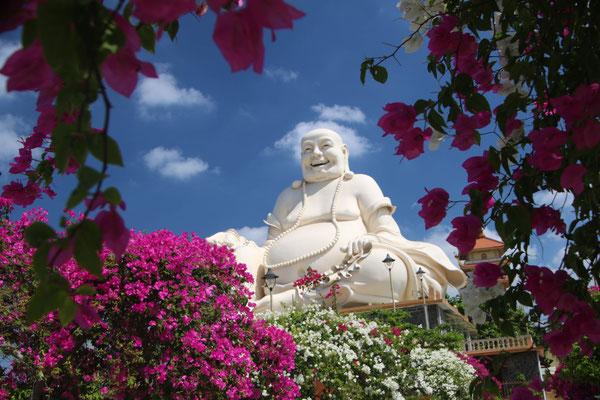Happy Buddha!