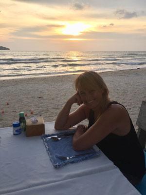 letzter Abend auf der schönen Insel