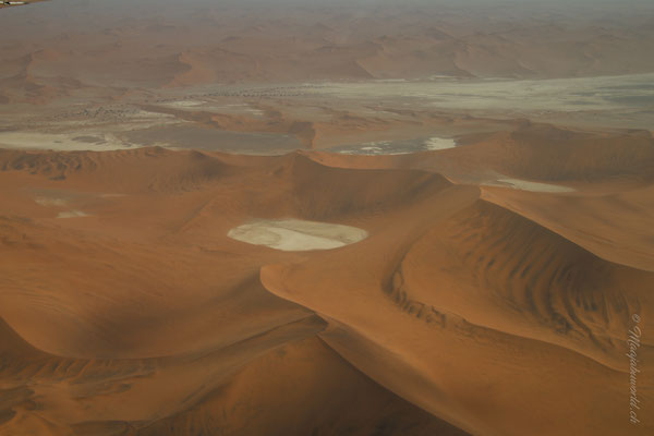 Sossusvlei from above