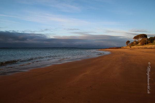 Beach at North Pier Hotel