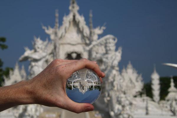 Der weisse Tempel / White Tempel
