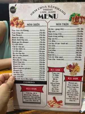 Was bestellen wir?????