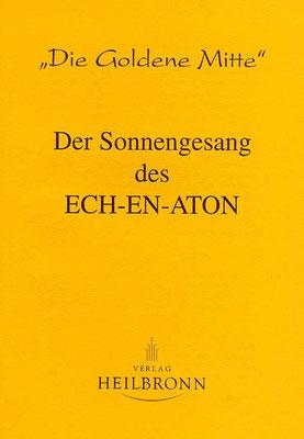Heft 2 - Der Sonnengesang des Ech-en-Aton